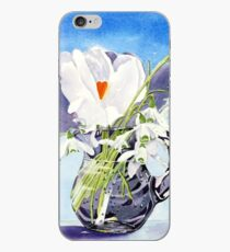 Flowers for Mary iPhone Case