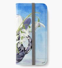 Flowers for Mary iPhone Wallet/Case/Skin