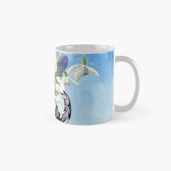Flowers for Mary Classic Mug