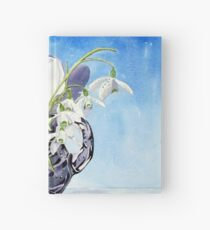 Flowers for Mary Hardcover Journal