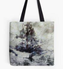 White Death Tote Bag