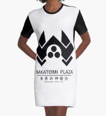 Nakatomi Plaza: Centure City, CA Graphic T-Shirt Dress