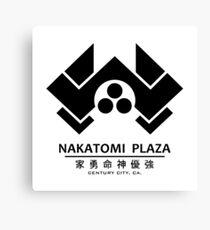 Nakatomi Plaza: Centure City, CA Canvas Print