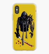 Cyborg Ninja Vinilo o funda para iPhone