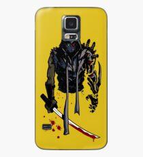 Cyborg Ninja Funda/vinilo para Samsung Galaxy