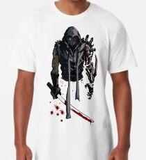 Cyborg Ninja Camiseta larga