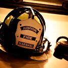 FDNY Helmet by makatoosh