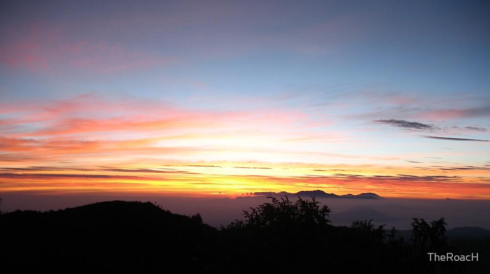 Sundown Indonesia by TheRoacH