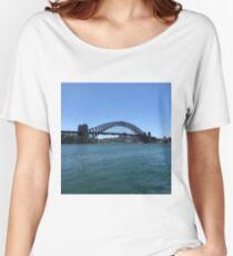 Sydney Harbour Bridge Women's Relaxed Fit T-Shirt