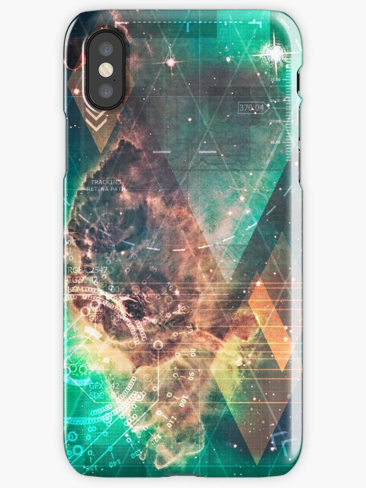 Nebula Storm | Phone Case by Jake Southgate