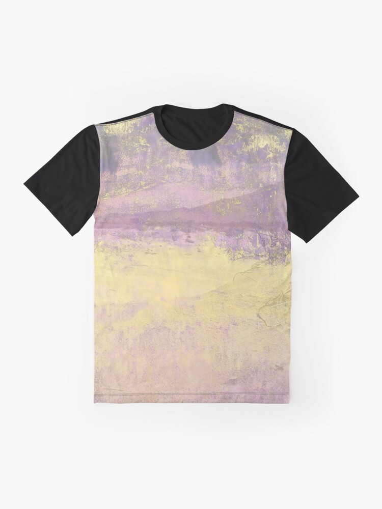 Alternate view of Impressions of Skye I Graphic T-Shirt