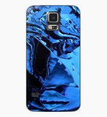 Looks like metallic blue Case/Skin for Samsung Galaxy