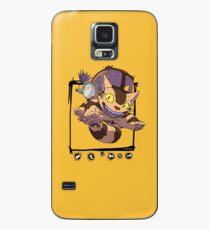 Totoro y Nekobus happy trip Funda/vinilo para Samsung Galaxy
