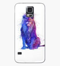 russian wired lion   Case/Skin for Samsung Galaxy