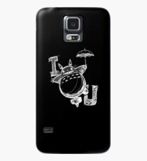 I Love Totoro and I love you too Funda/vinilo para Samsung Galaxy
