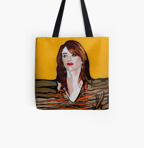 Desert (Liz) All Over Print Tote Bag