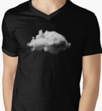 WAITING MAGRITTE Men's V-Neck T-Shirt