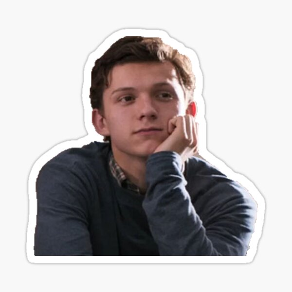 Peter Parker Autocollant Sticker