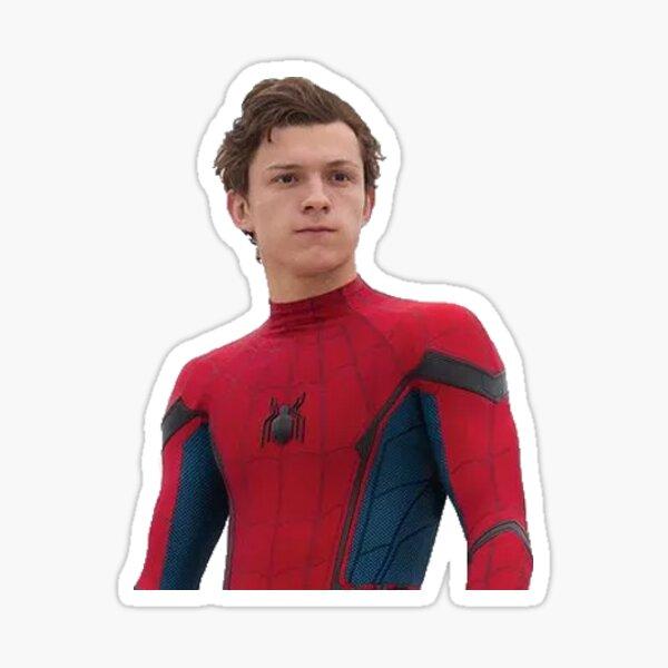 Peter Parker Sticker Sticker