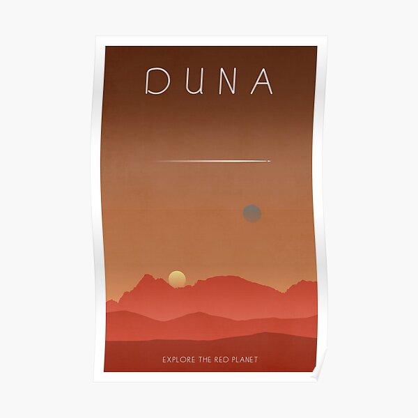 Kerbal Space Program Poster - Duna Poster