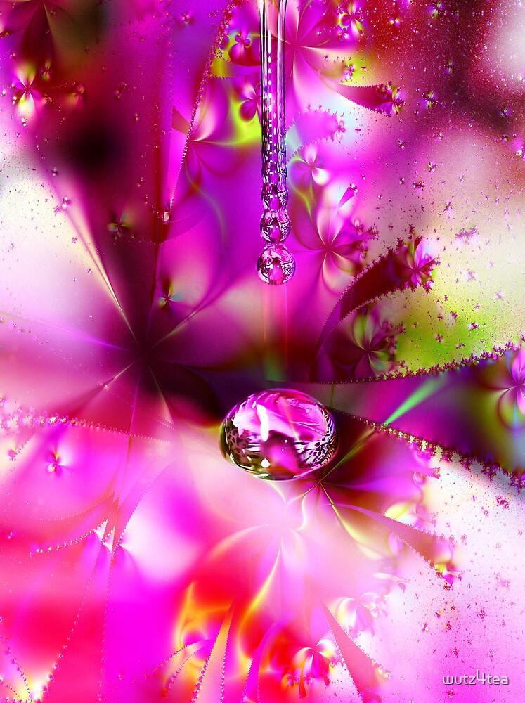 Tropical Raindrop by wutz4tea