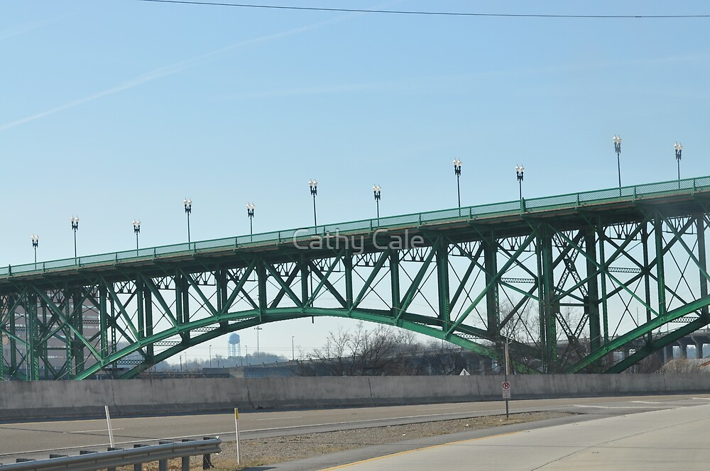 Bridge  by Cathy Cale