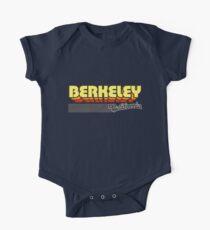 Berkeley, California | Retro Stripes One Piece - Short Sleeve