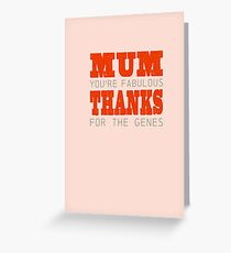 Funny Mother's Day Greeting Card