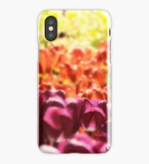 Wishing For Spring iPhone Case/Skin