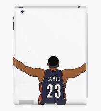 Lebron James Chalk Toss iPad Case/Skin