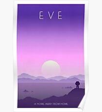 Kerbal Space Program Poster - Eve Poster
