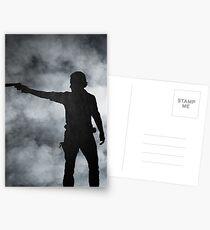 The Walking Dead - Into Darknest Postcards