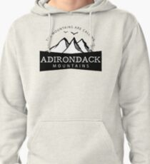 Adirondack Mountains Pullover Hoodie