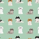 Pekingese dog breed gifts unique dogs pet friendly pet portraits by PetFriendly