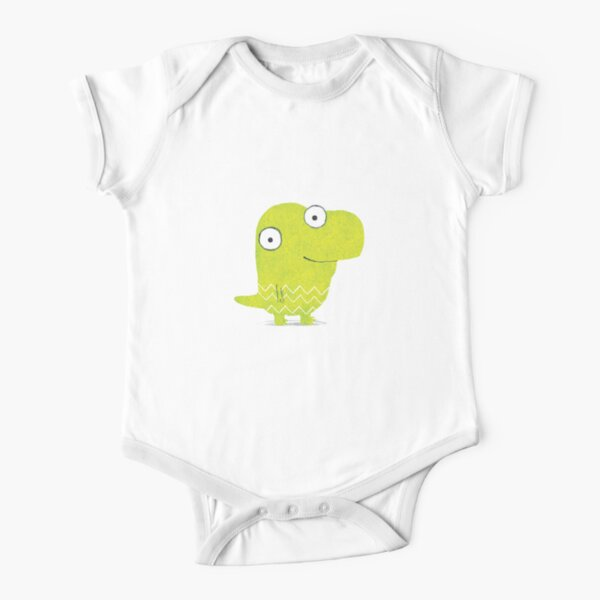 Herb Short Sleeve Baby One-Piece