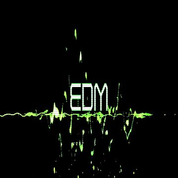 EDM Splash by edmshirts