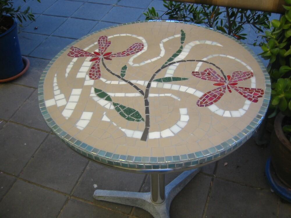 table top by Hans de Lange