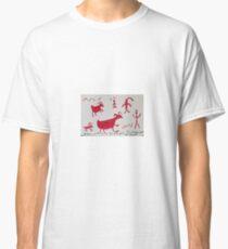 Sinagua Pictographs Classic T-Shirt