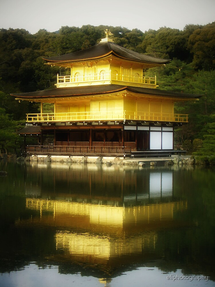 Golden Palace by eliphotography