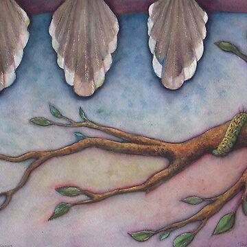 Three Doves by matadecoco