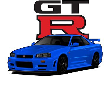 R34 by ns-carspots