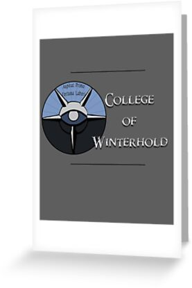 College of Winterhold by Teadrops
