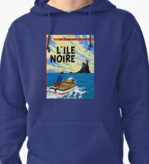 Tintin L'île noire Pullover Hoodie