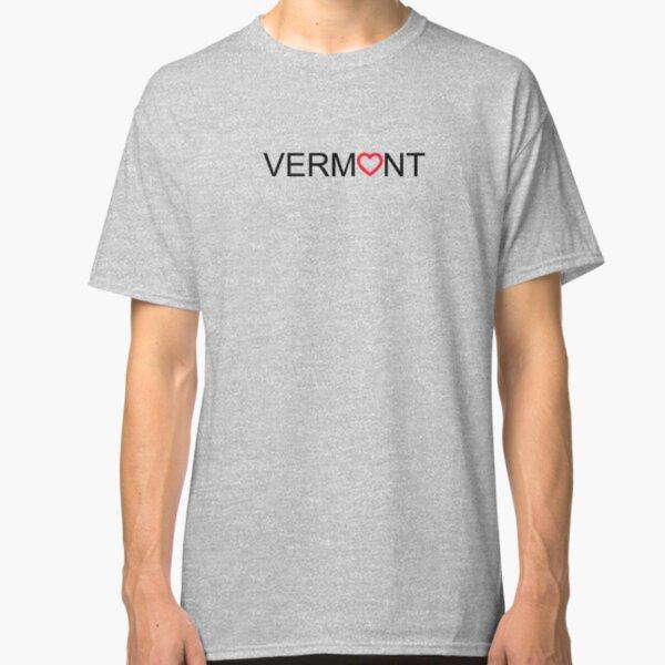 Vermont Big Love Classic T-Shirt