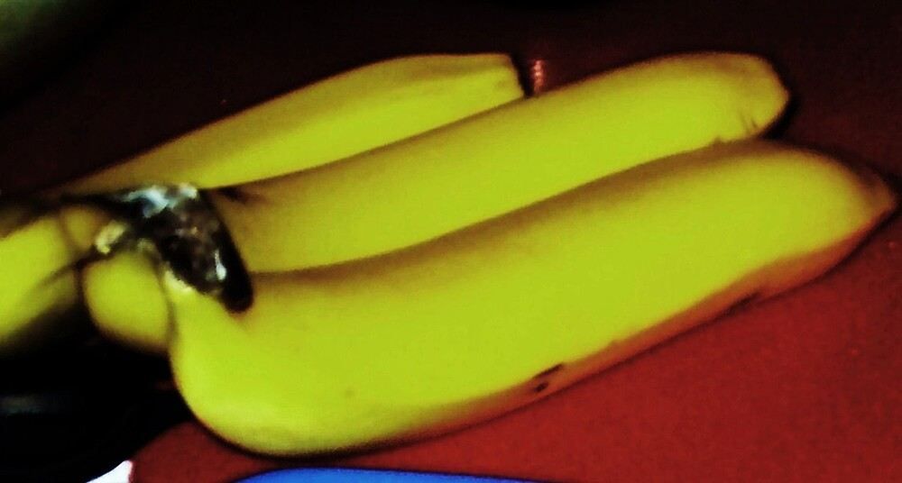 Yellow Bananna by monica98
