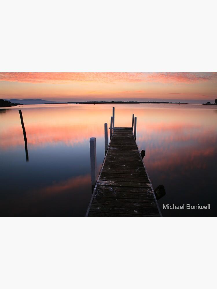 A new day dawns, Mallacoota, Australia by Chockstone