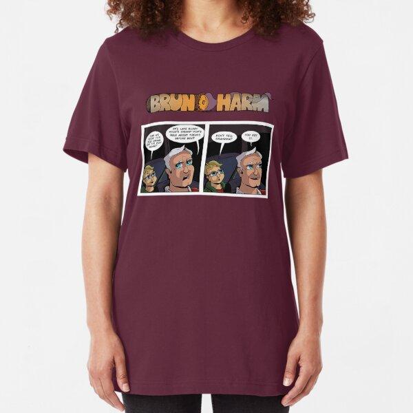 Don't Tell Grandma Slim Fit T-Shirt