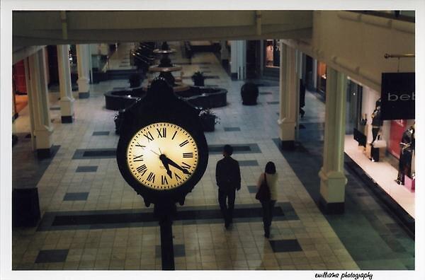 Clock. by Erin Williams