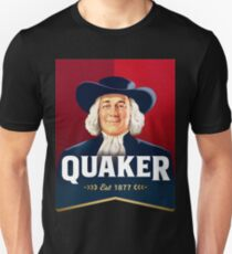 quaker Unisex T-Shirt