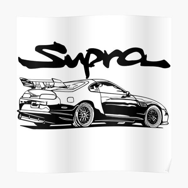Supra Poster